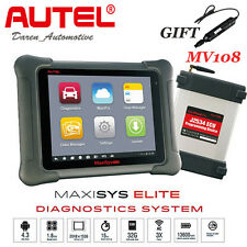 NEW Autel MaxiSYS Elite Diagnostic Tool With J2534 New Generation of MS908P Pro