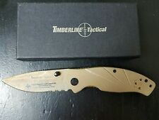 TIMBERLINE SOC LINERLOCK FOLDING POCKET KNIFE 4311