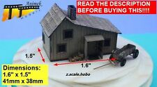 Animek Z Scale*SMALL*Ingalls Ranch Little House on the Prairie KIT *NEW $0 Ship