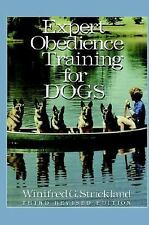 Expert Obedience Training for Dogs-ExLibrary