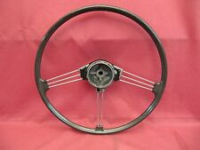 Original MGB MGC Bluemels Banjo Spoke Steering Wheel 16.5 Inch