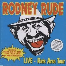 RODNEY RUDE: LIVE – RATS ARSE TOUR - CD, AUSTRALIAN STAND UP COMEDY