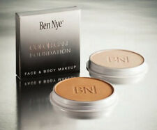 Ben Nye Color Cake Foundation PC-115 Ruddy Tan Authentic Makeup Free Shipping