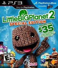 Little Big Planet 2 Special Edition PS3 NEW BLACK FRIDAY SPECIAL POST 2 PM