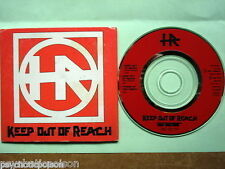"""HR - Keep Out Of Reach   3""""-CD SST CD 177  Human Rights"""