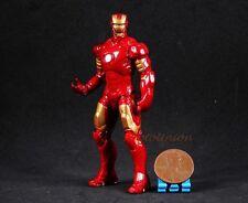 Kaiyodo Capsule Q Figur IRON MAN Mark III 3 Tony Stark Japan Marvel A603