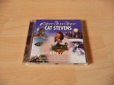 CD Cat Stevens - Remember - The Ultimate Collection - 24 Songs