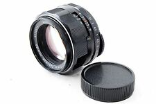 Pentax SMC Takumar 50mm f/1.4 MF Prime Lens M42 screw mount Exc from Japan