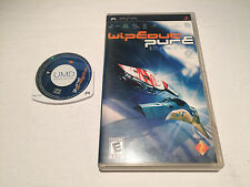 Wipeout Pure (Playstation PSP) Original Release Game in Case Excellent!