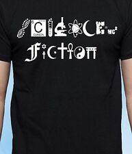 Atheist Science Fiction Funny Shirt BRAND NEW SIZE M L or XL