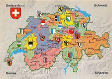 BC60138 Maps Cartes geographiques Suisses Schweiz