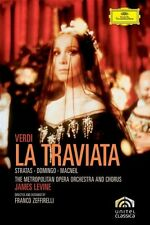 LA TRAVIATA (GA) PLACIDO DOMINGO DVD KLASSIK NEU