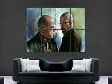 BREAKING BAD TV SERIES  POSTER WALL ART PICTURE  LARGE GIANT