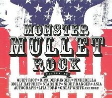 Monster Mullet Rock, Various Artists, New