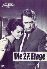 IFB 7225   DIE 27. ETAGE   Gregory Peck, Diane Baker   Topzustand
