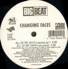 CHANGING FACES - All Of My Days - Big Beat