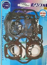 MS Motorcycle Engine Complete Gasket Set HONDA CB 500 T Twin 75-78