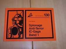 Spionage Anti-Terror IC-Gags Band 1 -Topp Elektronik