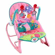 Fisher-Price Girls' Infant-to-Toddler Rocker ~NEW~