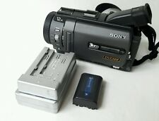 SONY DSR-PDX10 Camcorder ONLY 5X10 DRUM HOURS