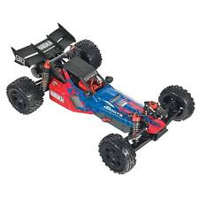 Arrma Raider Mega Baja Buggy Red/Blue RTR W/ Battery/Charger Tactic 2.4 AR102656