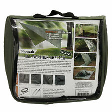 PROFORCE EQUIPMENT 61670 Snugpak All Weather Shelter Olive