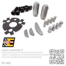 CHEV HARDWARE KIT SBC V8 307-327-350 MOTOR [HOLDEN HK-HT-HG MONARO GTS/BROUGHAM]