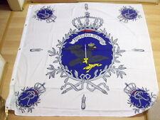 Fahnen Flagge Standarte Weiss Preußen Premium - 150 x 150 cm