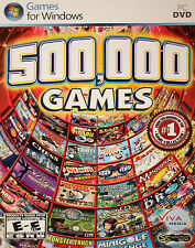 500,000 Games, Good PC Video Games