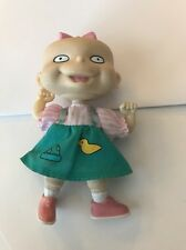 "Vintage 1997 Rugrats Twins Phil & LIL ONLY Deville 4"" Toy Doll Figures by Viacom"