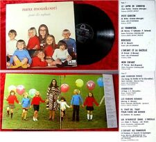 LP Nana Mouskouri Pour les Enfants seltenes Originalalb