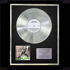 CLASH LONDON CALLING CD PLATINUM DISC LP FREE P+P!
