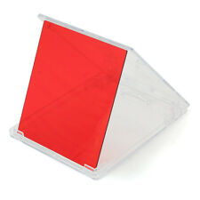 Square Full Red  Color Conversion Camera Lens Filter For Cokin P Series