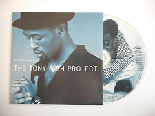 THE TONY RICH PROJECT : NOBODY KNOWS [ CD SINGLE ] ~ PORT GRATUIT