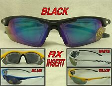 Insert Only for RX Wrap Around Sunglasses #89228
