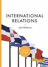 Paul Wilkinson - International Relations (2014) - Used - Trade Cloth (Hardc