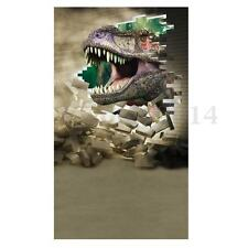 3x5Ft Photography Background 3D T-Rex Dinosaur Children's Theme Backdrop Fr Prop