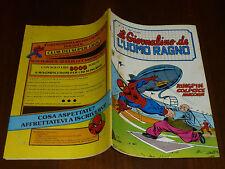 IL GIORNALINO DELL' UOMO RAGNO N° 16 - OTTIMO !!