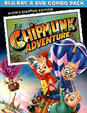 Chipmunk Adventure BD Combo [Blu-ray], New DVDs