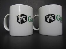 1990s Gateway Computers Collectible Cow Country 2 Coffee Mug Set Geek Nerdy Gift