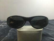 Authentic Rayban Daddy-O Matte Black RB2015 W2581 Italy Sunglasses U39