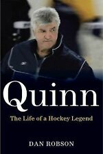 The Life of a Hockey Legend by Dan Robson (2015, Hardcover)