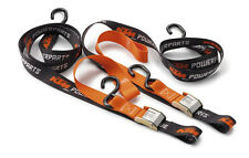 NEW OEM KTM SOFT TIE DOWNS WITH HOOKS U6910046