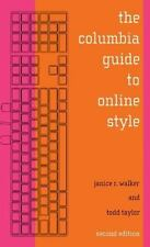 The Columbia Guide to Online Style (Columbia Guide to Online Style (Pa-ExLibrary