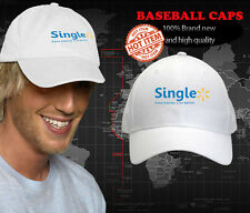 Hot Single Save Money Live Better White baseball caps hats Fit your tshirt