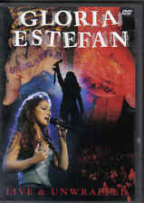 Gloria Estefan-Live &Unwrapped music DVD