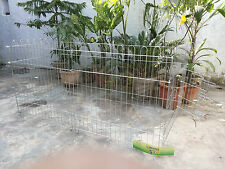 "PlayPen-Fence PlayStation (Good for pups & rabbits for IN or OUT DOOR)- ""BY-AIR"""