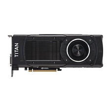 Nvidia GTX TITAN X 12GB GDDR5  PCI-e x16 900-1G600-0000-000 Graphics Video Card