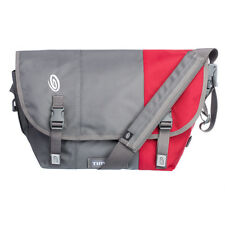 Timbuk2 Classic Messenger Bag Gunmetal/Gunmetal/Rev Red Medium