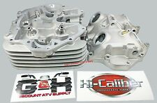 NEW Honda XR 400R Dirt Bike Engine Motor CYLINDER HEAD & VALVE COVER Free Decals
